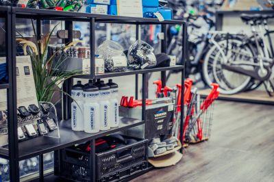 Maak je fiets af met accessoires