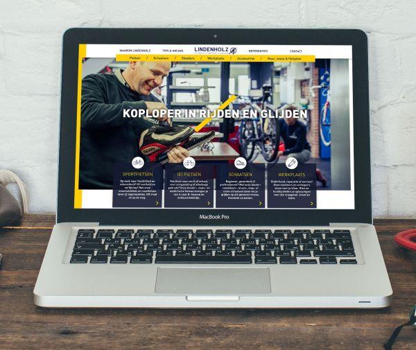 Nieuwe website Lindenholz